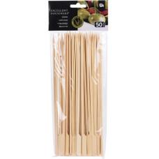 špejle bambus 25cm grilovací s úchytem (50ks)
