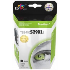 TB Ink. kaz. TB komp. s Brother LC529/539 PIG BK Nová