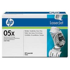 HP 05X - černý Contract Toner, CE505XC