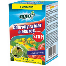 AGRO STOP choroby rajčat a okurek 10ml