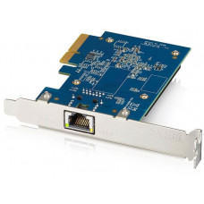 ZyXel XGN100C 10G Network Adapter PCIe Card with Single RJ45 Port