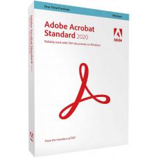 Adobe Acrobat Std 2020 CZ WIN Full