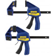 IRWIN svěrka QUICK GRIP 150mm (2ks)