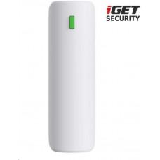 IGET SECURITY EP10 - bezdrátový senzor vibrací (rozbití skla apod.) pro alarm M5