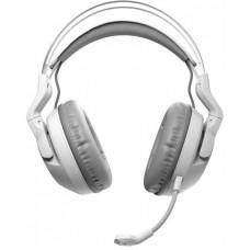 ROCCAT ELO 7.1 AIR herní bezdrátová sluchátka s mikrofonem, RGB + AIMO, bílé