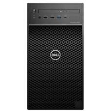 DELL Precision 3650 Tower Xeon W-1270/16GB/512GB SSD+1TB/P2200-5GB/DVD-RW/W10P/3RNBD/Černý