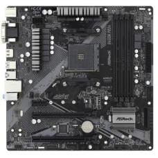ASROCK MB B450M PRO4-F R2.0 (AM4, amd B450, 4xDDR4 3200, 4xSATA3, 7.1, USB3.1, VGA+DVI +HDMI, mATX)