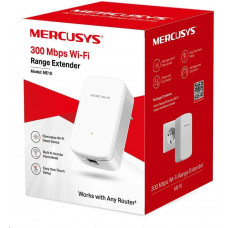 MERCUSYS ME10 N300 WiFi Range Extender