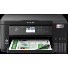 Epson tiskárna ink EcoTank L6260, 3v1, A4, 1200x4800, 33ppm, USB, Wi-Fi, LAN