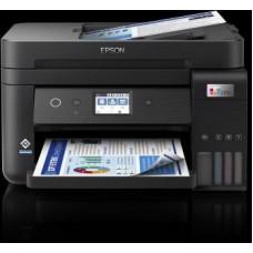 Epson tiskárna ink EcoTank L6290, 4v1, A4, 1200x4800dpi, 33ppm, USB, Wi-Fi, LAN