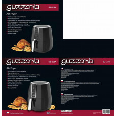 Ardes Guzzanti GZ 33D Horkovzdušná fritéza