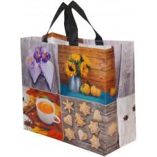 FRASPO taška 4 ROČNÍ OBDOBÍ 45x40x20cm PH mix dekorů