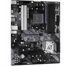 ASRock MB B550 PHANTOM GAMING 4 (AM4, amd B550, 4xDDR4 4733, 6xSATA3 + M.2, 7.1, HDMI, USB3.2, ATX)