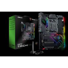 ASRock MB Sc AM4 X570 TAICHI RAZER EDITION, AMD X570, 4xDDR4, 1xHDMI, WI-FI