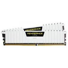 CORSAIR 16GB=2x8GB DDR4 3200MHz VENGEANCE LPX WHITE CL16-20-20-38 1.35V XMP2.0 (pro AMD Ryzen a