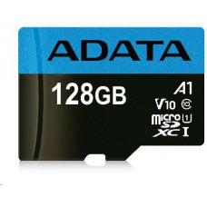 ADATA MicroSDXC 128GB UHS-I 100/25MB/s + adapter