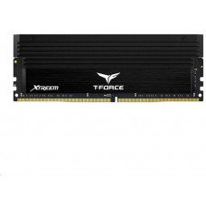 TEAMGROUP DIMM DDR4 16GB 4133MHz, CL18, (KIT 2x8GB), T-FORCE Xtreem Gaming Memory (Black)