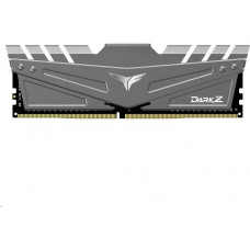 TEAMGROUP DIMM DDR4 32GB 3600MHz, CL18, (KIT 2x16GB), T-FORCE DARK Z, Gray