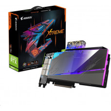 Gigabyte VGA NVIDIA GeForce RTX 3080 Ti AORUS XTREME WATERFORCE WB 12G, RTX 3080 Ti, 12GB GDDR6X