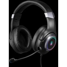 A4-tech A4tech Bloody G350 herní sluchátka s mikrofonem, 7.1 Virtual, 7 barev podsvícení, USB