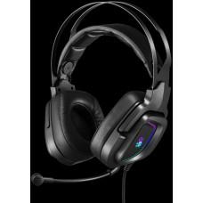 A4-tech A4tech Bloody G570 herní sluchátka s mikrofonem, 7.1 Virtual, RGB podsvícení, USB