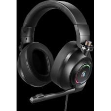 A4-tech A4tech Bloody G580 herní sluchátka s mikrofonem, 7.1 Virtual, RGB podsvícení, USB