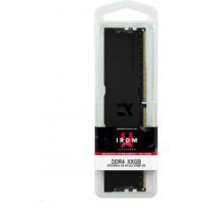 GoodRAM DIMM DDR4 16GB 3600MHz CL18 DR GOODRAM IRDM PRO, Deep Black