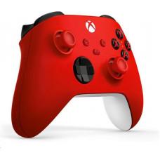 MICROSOFT XSX - Bezdrátový ovladač Xbox Series,pulse red