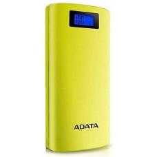 ADATA P20000D Power Bank 20000mAh žlutá