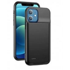 USAMS CD157 Kryt s Baterií pro iPhone 12 3500mAh Black