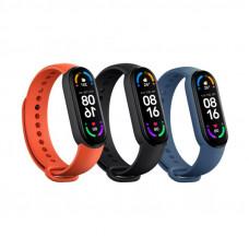 Xiaomi Mi Smart Band 6 Strap(3 pack) Black/Orange/Blue