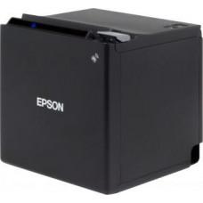 EPSON TM-m30II (112): USB + Ethernet + BT, Black, PS, EU