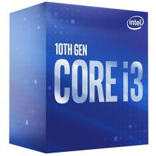 INTEL CPU Core i3-10100F BOX (3.6GHz, LGA1200)