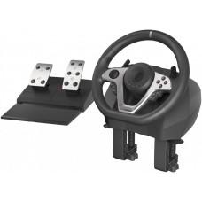 GENESIS Herní volant Genesis Seaborg 400, multiplatformní pro PC,PS4,PS3,Xbox One, Xbox 360,N