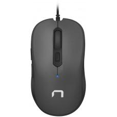 NATEC optická myš DRAKE 3200 DPI, černá
