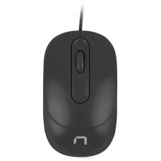NATEC optická myš VIREO 1000 DPI, černá