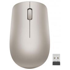 LENOVO 530 Wireless Mouse (Almond)