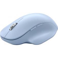 MICROSOFT Bluetooth Ergonomic Mouse, Pastel Blue