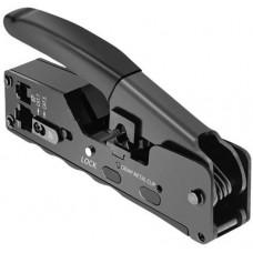 OEM Kleště UTP WS-7018 kompaktní kleště Cat7, Cat6, Cat5, RJ45, RJ12, STP