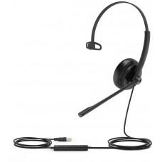YEALINK UH34 Mono náhlavní souprava na jedno ucho s USB konektorem