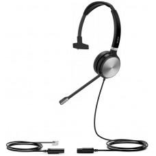 YEALINK YHS36 Mono náhlavní souprava na jedno ucho s QD-RJ9 konektory