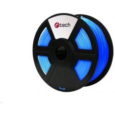 C-Tech Tisková struna (filament) ABS, 1,75mm, 1kg, flourescentní modrá