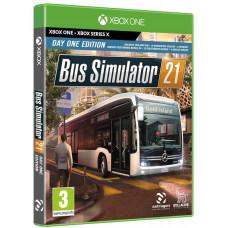 XONE/XSX - Bus Simulator 21