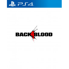 PS4 - Back 4 Blood Special  Edition