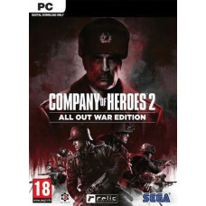 PC - Company of Heroes 2: All Out War Edition