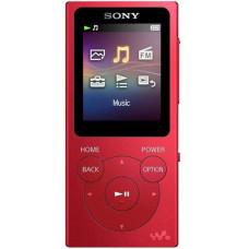 Sony NW-E394L - Digitální hudební přehrávač Walkman 8GB - Red