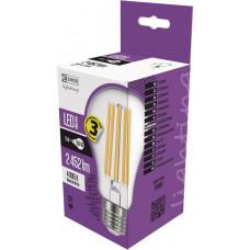 Emos LED žárovka Classic A67, 17W/150W E27, NW neutrální bílá, 2452 lm, Filament A++