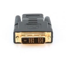 NATEC HDMI(F)->DVI-D(M)(18+1) adaptér/redukce SINGLE LINK, černý, blistr