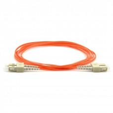OEM Optický patch cord duplex  SC-SC 50/125 1m MM OM4