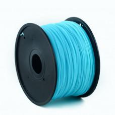 GEMBIRD Struna pro 3D tisk, PLA, 1,75mm, 1kg, sky blue
